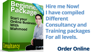 Small and Medium Business (SMB) Sales and Technology Consultant - Service package